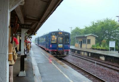 能登 北陸 急ぎ旅−3 能登から金沢へ 雨