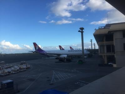 初めてのハワイ旅行♪親娘2人旅♪とうとう帰国日です!