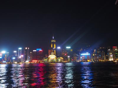 3日間で香港・マカオ① 金魚街