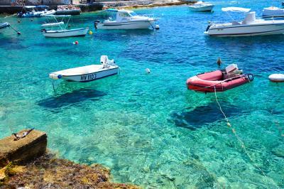 碧い海のフヴァール フヴァールその3(クロアチア・ダルマチア旅行⑤)