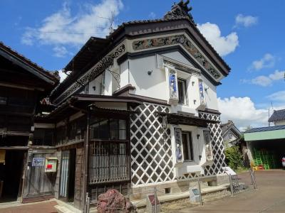 醸造街・摂田屋の古い街並み~新潟県長岡市~