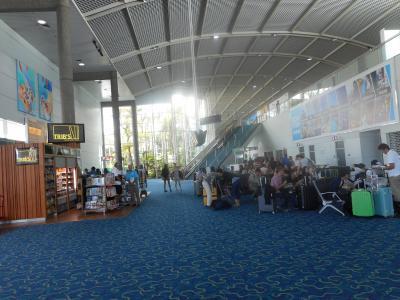 格安ツアー ニューギニア航空で行くケアンズ 4日間(2日目その②ケアンズに着いた♪)
