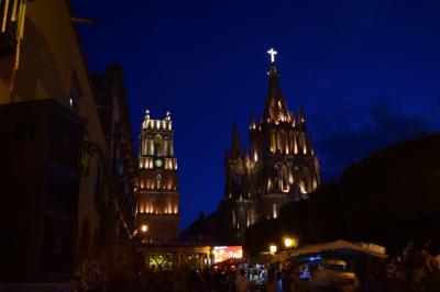 巡るMexico San Miguel de Allende part1