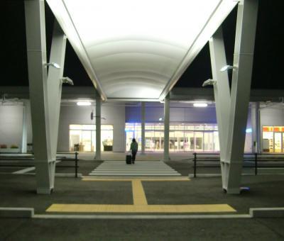 関空送迎と奈良観光 (その1) 泉佐野までの記録更新