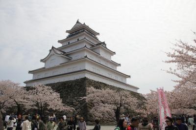 201604-会津の桜を愛でに行く