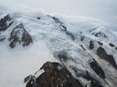 2016年 スイス絶景の旅⑤ フランス・シャモニー