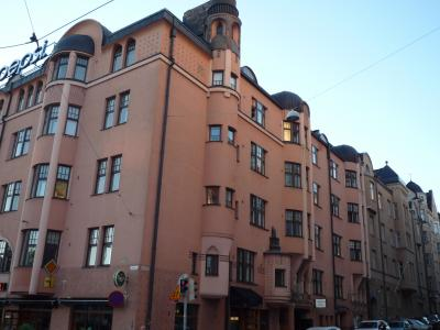 フィンランドからバルト二国 建物街並みてある記  6