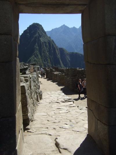 アンデスの神秘 ペルー インカ帝国の幻を求めてvol 4:Machu Picchu2日目編