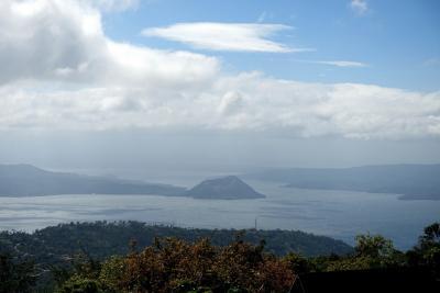 タガイタイ ~世界一ちいさい活火山が浮かぶ湖を望む町《フィリピン紀行(11)》