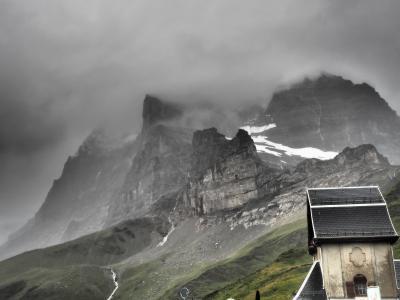2016年 スイス絶景の旅? 雨のユングフラウヨッホ