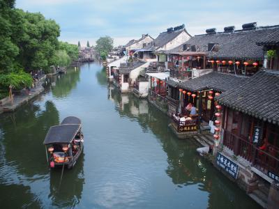 春秋航空で西塘と上海1泊2日♪