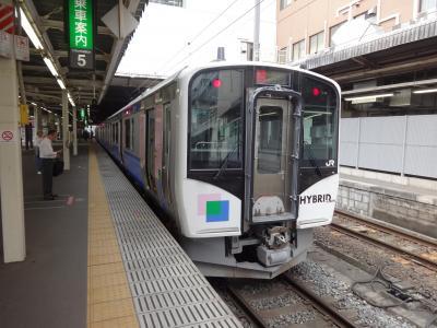 仙石東北ライン+震災不通区間BRT【その1】 仙石東北ラインで石巻へ