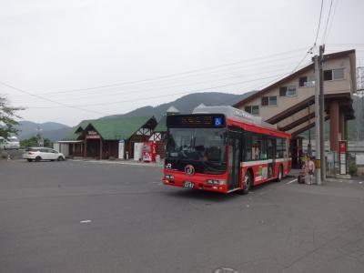 仙石東北ライン+震災不通区間BRT【その3】 気仙沼線BRTで気仙沼へ