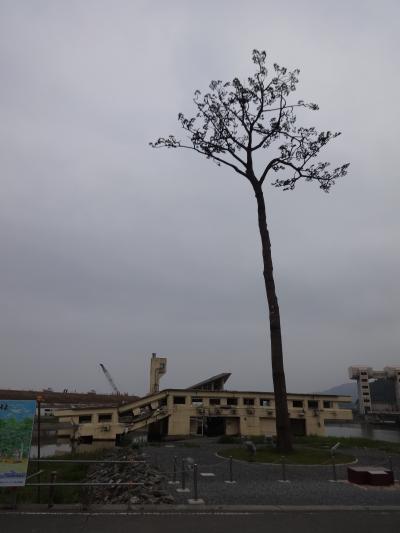 仙石東北ライン+震災不通区間BRT【その5】 「奇跡の一本杉」を見つつ、気仙沼に戻る