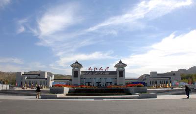 2013年中国新疆放浪記088・久々の烏魯木齊を観察し乍ら天池へ