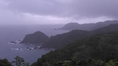 台風前の高知訪問
