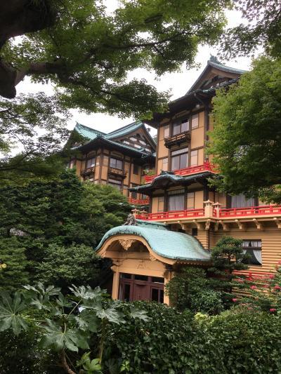 今年の夏は箱根へ。老舗ホテルを満喫したーい☆(前編)