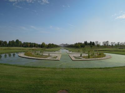 トリノ:ヴェナリーアの王宮散策