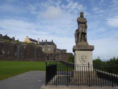スコットランドの歴史を伝える町、スターリング
