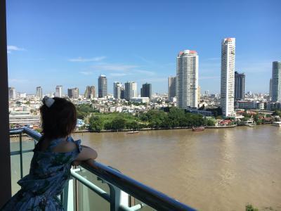 バンコクでお誕生日祝いの旅☆