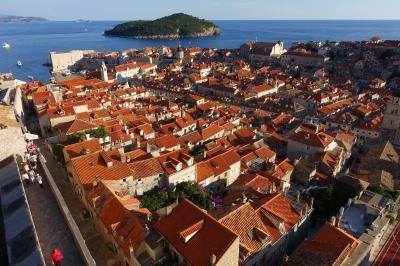 【2015/9】1週間で旧ユーゴスラビアの国々5カ国を周遊する旅 Part2(ドブロブニク後編、ボスニアヘルツェゴビナ)