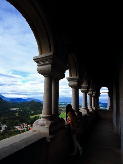 奥様わがままドイツ旅(2) 「霧で見えないのは絶対イヤッ!」 ノイシュバンシュタイン城の天候リスクを避けるには?