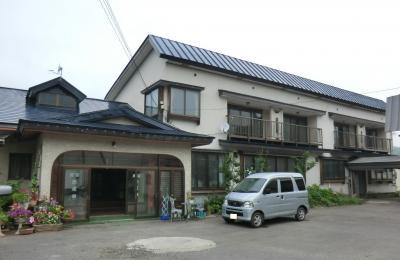 みちのく帰省旅・その2.帰って来ました!「民宿・赤坂田」に泊まる。