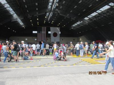横田米軍航空祭(2)色々な出し物。