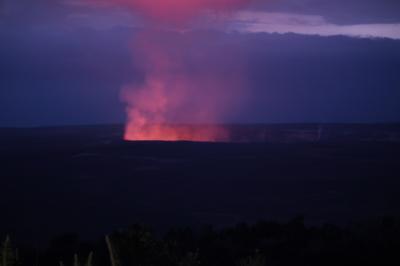 3回目のハワイ島 2日目