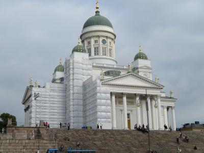 初めての北欧♪ ヘルシンキ&タリン旅行