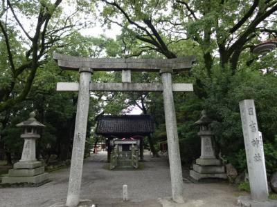 清須山王宮 日吉神社です