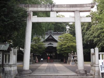 武蔵国式内社巡り 埼玉県の北のあたり 鷲宮神社・玉敷神社・前玉神社