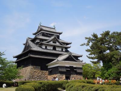 日本100名城巡り 岡山を起点に中国四国7城を巡る旅 3 島根編
