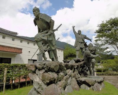 四国3県旅 桂浜~脱藩の道へ