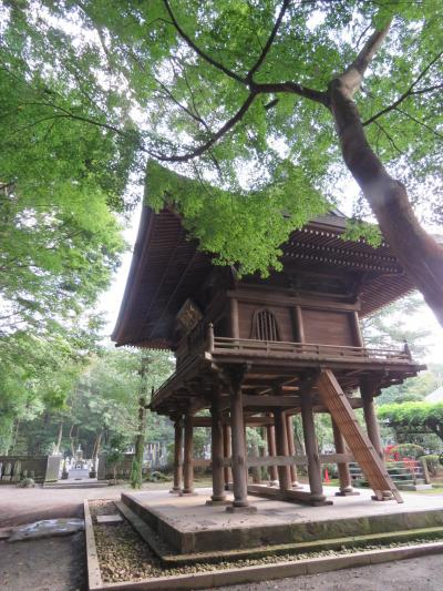 久しぶりに初秋の多福寺を訪問する