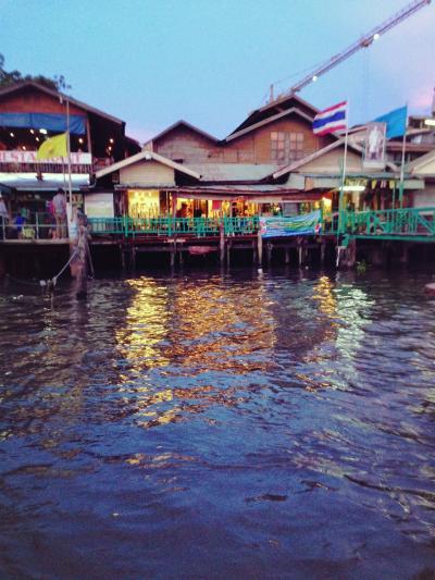 2014年 タイ旅行 バンコク編 帰国まで
