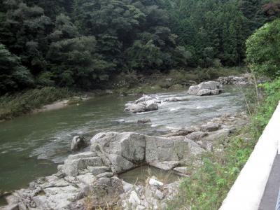 久しぶりの「旅の喜び」、 伊賀岩倉峡へのサイクリング