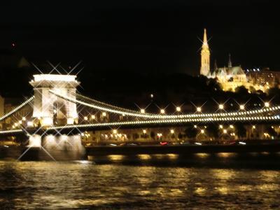 ハンガリー・スロバキア・チェコ周遊10日間-1 出発からブダペスト到着まで
