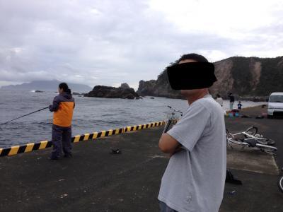 式根島 サバイバル キャンプ 其の五