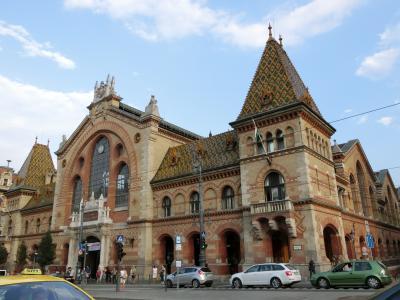 ハンガリー・スロバキア・チェコ周遊10日間-3 午後ブダペスト自由観光