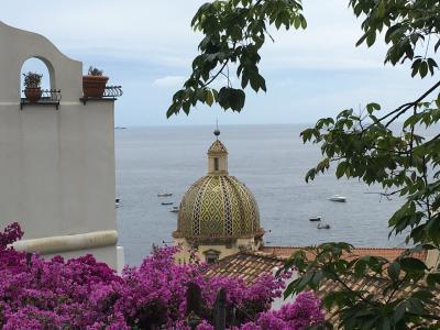 とっておきの場所を見つける旅 南イタリア旅行 絶景な街ポジターノ編