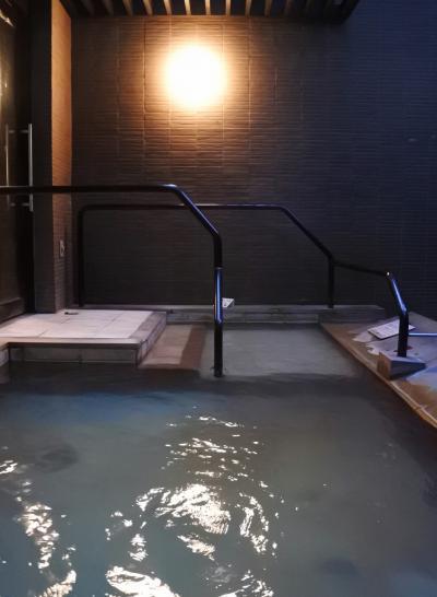 箱根ハイランドホテル ☆ 朝風呂を楽しむ