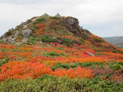 「稲庭岳と三ツ石山」登山ツアー 三ツ石山編