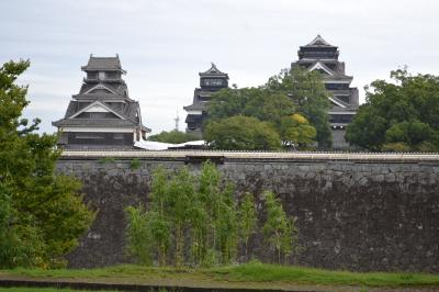 被災の熊本から黒川温泉へ