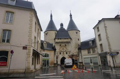 パリ~アルザス・ドライブ #19 - アール・ヌーヴォーの町、ナンシー街歩き