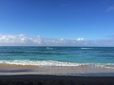 還暦祝い★母娘ハワイ旅行 その1
