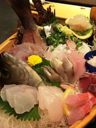 千葉/日本っていいなぁ。温泉入って旨い魚を食す週末@網元の宿ろくや(2016年10月)