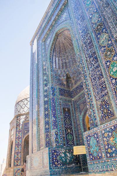 憧れのウズベキスタン一人旅 サマルカンドぶらぶら歩き編