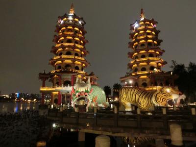 台湾11都市めぐりの旅 1