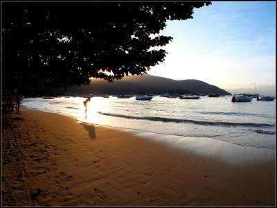 リオにある美しい島 #1 (Ilha Grande/リオデジャネイロ/ブラジル)